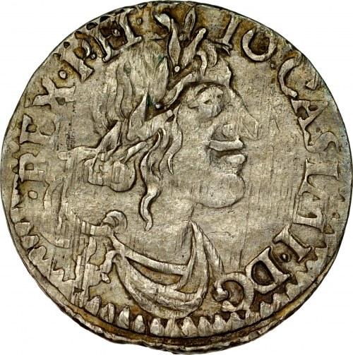 Jan II Kazimierz 1649-1668, Szóstak 1650, Wschowa, RR.