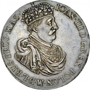 Jan III Sobieski 1674-1696, Talar 1685, Gdańsk, RR.