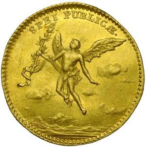 August III 1733-1763, Dukat 1747, Drezno, wybity z okazji ślubu syna Augusta III.