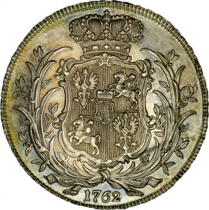August III 1733-1763, Talar 1762, Drezno, RRR.
