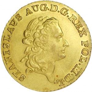 Stanisław August Poniatowski 1764-1795, Półtora dukata 1794, Warszawa.