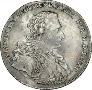 Stanisław August Poniatowski 1764-1795, Talar 1766, Warszawa.