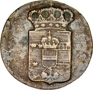Monety dla Galicji i Lodomerii, Szeląg 1774, Wiedeń.