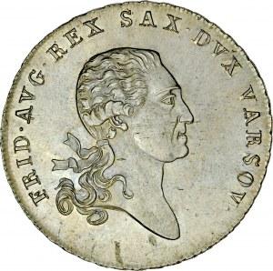 Księstwo Warszawskie, Talar 1812, Warszawa.