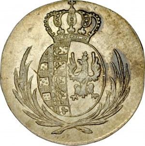 Księstwo Warszawskie, 5 groszy 1811 IB, Warszawa.