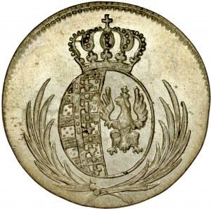 Księstwo Warszawskie, 5 groszy 1811 IS, Warszawa.