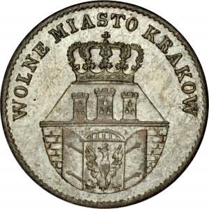 Wolne Miasto Kraków, 10 groszy 1835, Wiedeń.