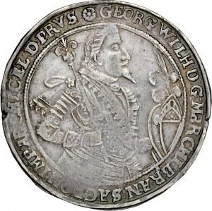 Prusy Książęce, Jerzy Wilhelm 1619-1640, Talar 1634, Królewiec.