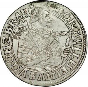 Prusy Książęce, Jerzy Wilhelm 1619-1640, Ort 1621, Królewiec.