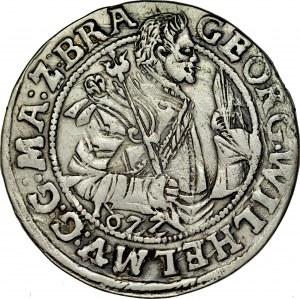 Prusy Książęce, Jerzy Wilhelm 1619-1640, Ort 1622, Królewiec, RR.