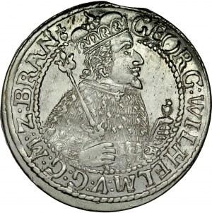 Prusy Książęce, Jerzy Wilhelm 1619-1640, Ort 1624, Królewiec.