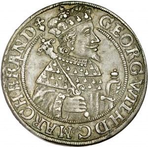 Prusy Książęce, Jerzy Wilhelm 1619-1640, Ort 1625, Królewiec.