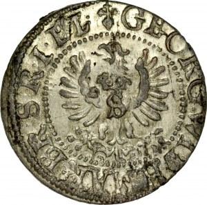 Prusy Książęce, Jerzy Wilhelm 1619-1640, Szeląg 1627, Królewiec.