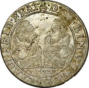 Śląsk, Księstwo Ziębicko-Oleśnickie, Henryk Wacław i Karol Fryderyk 1617-1639, 24 krajcary 1622, Oleśnica.