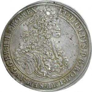Śląsk, Leopold I 1657-1705, Talar 1695, Brzeg.