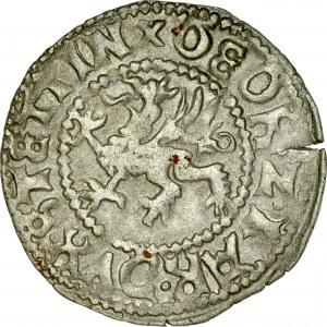 Pomorze, Jerzy I i Barmin IX Pobożny 1523-1531, Wit 1524, Szczecin.