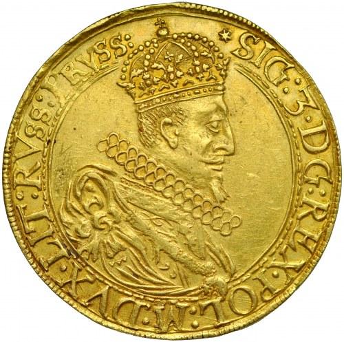 Zygmunt III 1587-1632, Półportugał 1622, Wilno, RR.