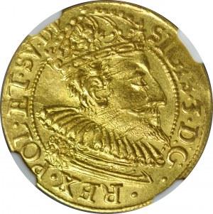 Zygmunt III 1587-1632, Dukat 1610, Gdańsk.