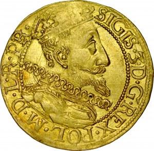 Zygmunt III 1587-1632, Dukat 1611, Gdańsk.