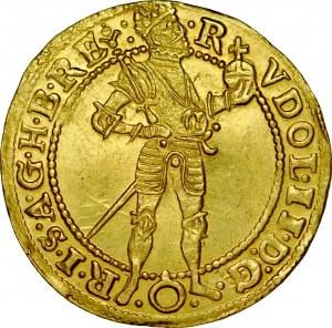Austria, Rudolf II 1572-1612, Dukat 1591, Wiedeń.