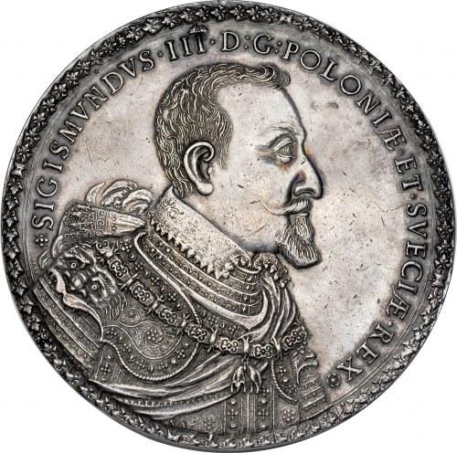 Zygmunt III 1587-1632, Multipla wagi 3,5 talara 1621, Bydgoszcz.