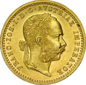Austria, Franciszek Józef 1848-1916, Dukat 1903, Wiedeń.
