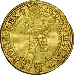 Czechy, Rudolf II 1572-1612, Dukat 1588, Praga.