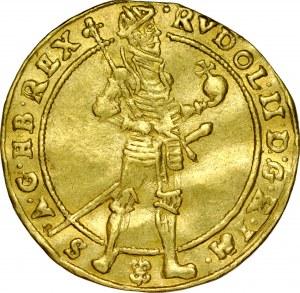 Czechy, Rudolf II 1572-1612, Dukat 1589, Praga.