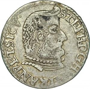 Transylwania, Stefan Bocskai 1605-1606, Trojak 1607.