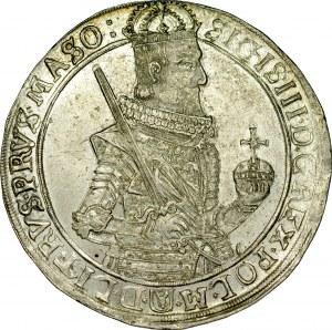 Zygmunt III 1587-1632, Talar 1630, Bydgoszcz.