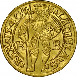 Węgry, Ferdynand I 1526-1564, Dukat 1540, Kremnica.
