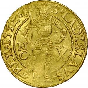 Węgry, Ferdynand I 1526-1564, Dukat 1552, Nagybanya.