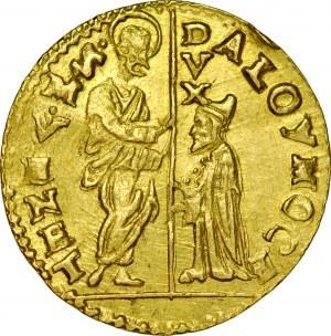 Wenecja, Alvise Mocenigo I 1570-1577, Cekin b.d.