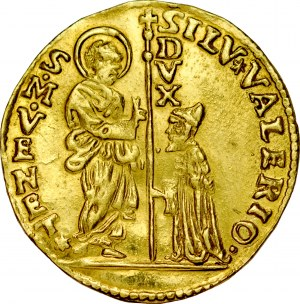 Wenecja, Silvestro Valier 1694-1700, Cekin b.d.