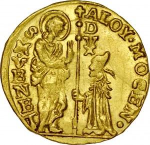 Wenecja, Alvise Mocenigo II 1700-1709, Cekin b.d.