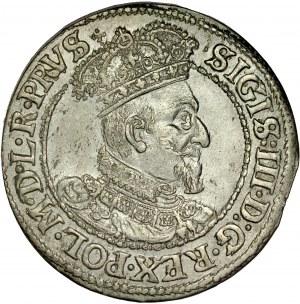 Zygmunt III 1587-1632, Ort 1620, Gdańsk.