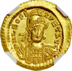 Solid, Konstantynopol, Leo I 457-474.