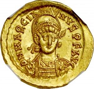 Solid, Konstantynopol, Marcian 450-457.