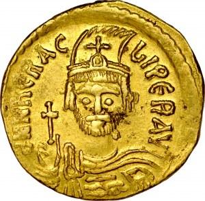 Solid, Konstantynopol, Herakliusz 610-641.