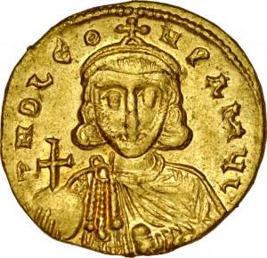 Solid, Konstantynopol, Leo III 717-741.
