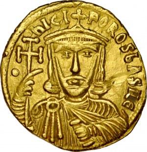 Solid, Konstantynopol, Nikifor I 802-811.
