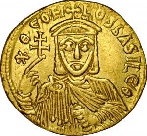 Solid, Konstantynopol, Teofil 829-842.
