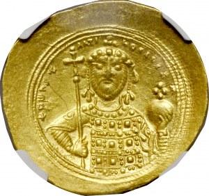 Histamenon nomisma, Konstantynopol, Konstantyn IX 1042-1055.