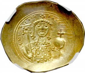 Histamenon nomisma, Konstantynopol, Michał VII 1071-1078.