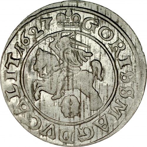 Zygmunt III 1587-1632, Grosz 1627, Wilno.