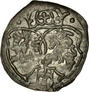 Zygmunt III 1587-1632, Denar 1623, Poznań.