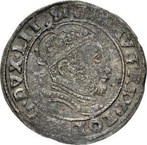 Zygmunt II August 1545-1572, Grosz na stopę litewską 1546, Wilno.