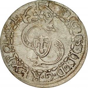 Kurlandia, Wilhelm Kettler 1596-1616, Szeląg 1607, Mitawa.