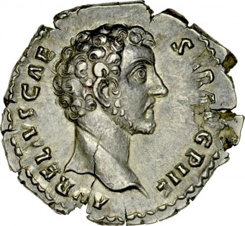 Denar, Marek Aureliusz 161-180.