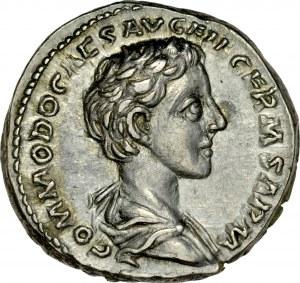 Denar, Commodus 177-192.